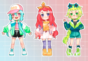 [A] Tactel jacket adopts (OPEN) SET PRICE 15USD by E-nosst