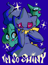 Banette Shiny by StephyCoco