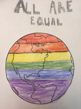LGBT MONTH: All Are Equal by mcjewfr0