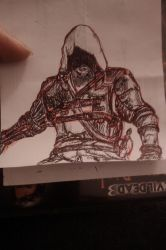 Assassins Creed Sketch by macdvl