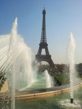 Tour Eiffel by Mydir