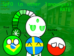 SpFO in other languages! by DankakaTheCat