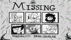 MISSING: DEAD or ALIVE by Mr-Toontastic