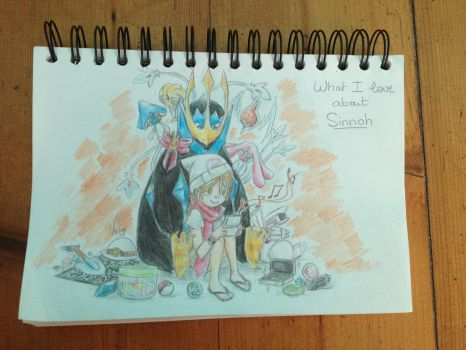 What I love about Sinnoh by Valictini