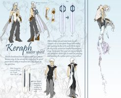 Character Sheet - Keraph by kyuumu