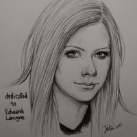 Avril Lavigne by JuliaFox90