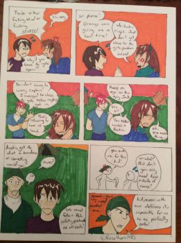 Black Rose page 7 by Rosethorn1483