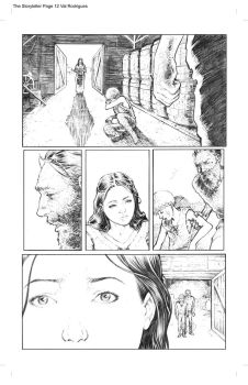 The Storyteller Pencils Page 12 by ValdeciRodrigues