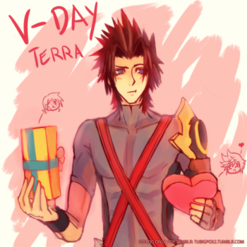 Terra's Valentines Day by Tubigpo32