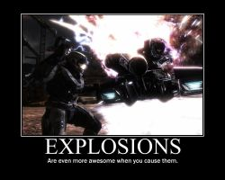 Halotivational Poster 20 by GeneralMechanics