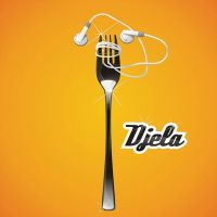 Cd cover for Djela by deepdesign