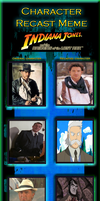 Indiana Jones Raiders of the Lost Ark Recast by MarioFanProductions