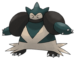 MEGA SNORLAX by neo-cscdgnpry