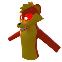 [Blender cycles] Mike Wip by mikequeen123