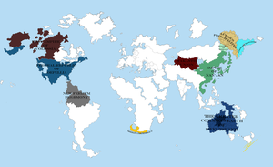 VC Political Map WIP by ZatGeneral