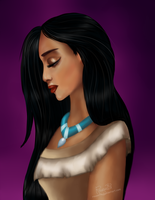 Pocahontas by Rousetta