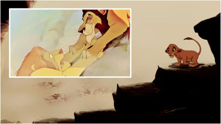 Lion King Wallpaper by JessicaSnapex21