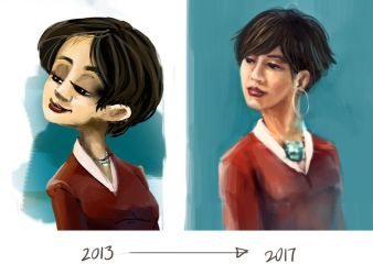Ivy 2017 - Seeing some progress by minifong