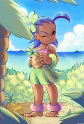 Leilani's Island | Illustration by Level2Select