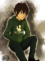 Nico Di Angelo by TheGingerMenace123