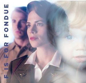 F is for Fondue [Captain America fanfiction] by KennyEchelon on