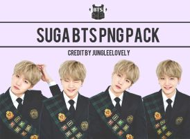 SUGA BTS PNG PACK by JUNGLEELOVELY by Jungleelovely