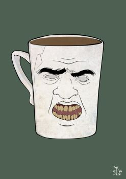 Mad Mug by LukeMill