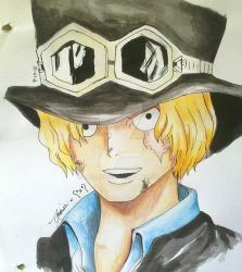 Revolutionary - Sabo by Meroty