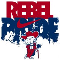 Rebel Pride by AdamGreenGFX