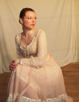 Lace Dress Stock 1 by chamberstock