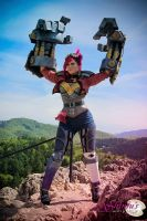 Victory! Vi from League of Legends by ShinjusWorkshop
