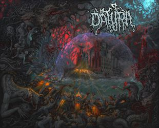 DATURA 'Spreading The Absorption' by Xeeming
