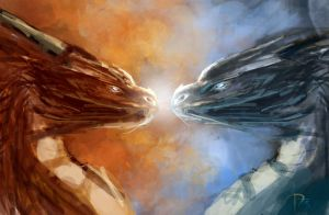 Dragonic Duality by jimmyst1