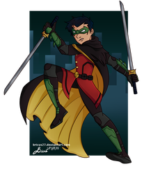 Robin by Bricus27