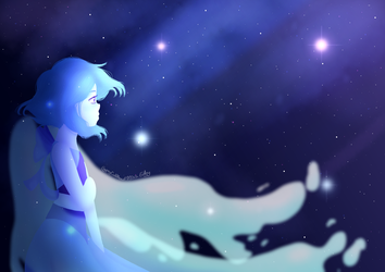 Lapis - Steven Universe by GypsyCuddles