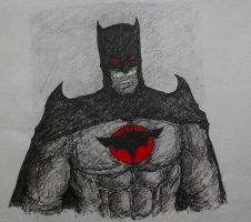 Flashpoint Batman by xXdrawingguyXx