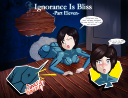 Ignorance Is Bliss Page 11 by Severflame