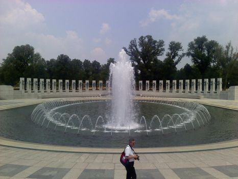 WWII Memorial 2 by redmustang03