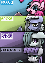 [Comic?] Ingredients for the Perfect Little Ponies by Rambopvp