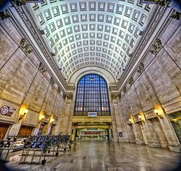 Union Station Chicago 2 by delobbo