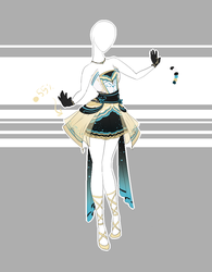 .::Outfit Adoptable 62(CLOSED)::. by Scarlett-Knight
