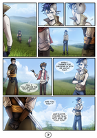 TCM 2: Volume 5 (pg 7) by LivingAliveCreator