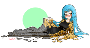 DominiqueMelted Leopard Babe Melting ... by DominiqueMelted