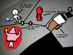 Vine comments in real life [Battleblock theater] by Nightmarecake4268