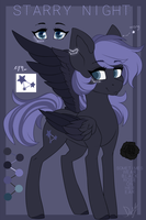 REF : Starry Night 2.1 by Dusty-Onyx