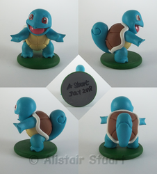 Squirtle Figure Angles by Alistu