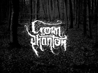 Crown Ov Phantom - black/doom metal logo by eyesofthenorth