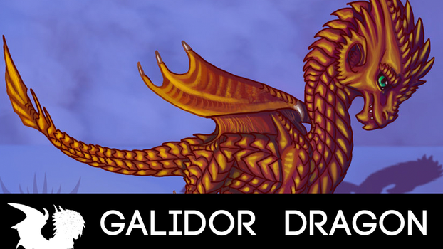 HOW TO DRAW DRAGONS TUTORIAL! Babies by Galidor-Dragon