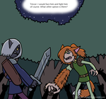 Adventure Time OC asks: What if Ren Attacks? by The-Clockwork-Crow