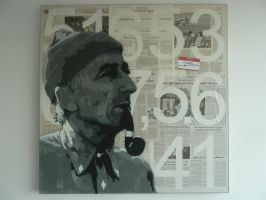 Jacques Cousteau by Bart-vd-hout